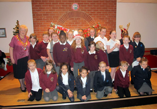 SCHOOL CHOIRS DELIGHT ALL AT CHRISTMAS CAROL CONCERT