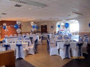 wedding receptions at The Fordbridge Centre